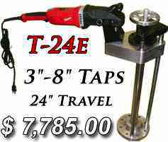 T-24e Hot Tapping Machine Sale