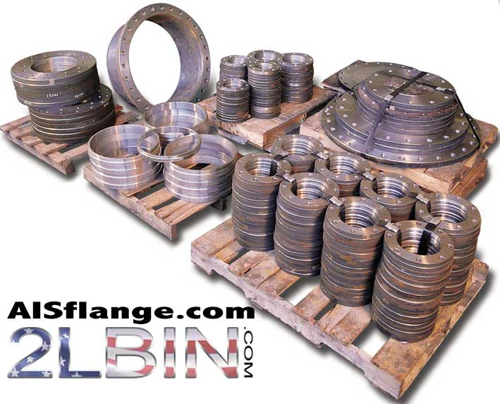 American Iron and Steel Compliant Flanges and Pipeline Products