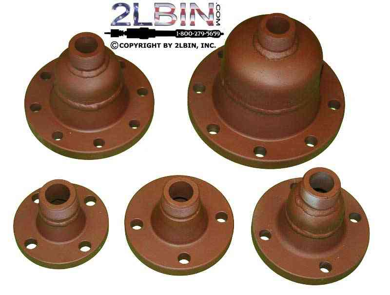 Class 150 Flanged Tapping Adapters