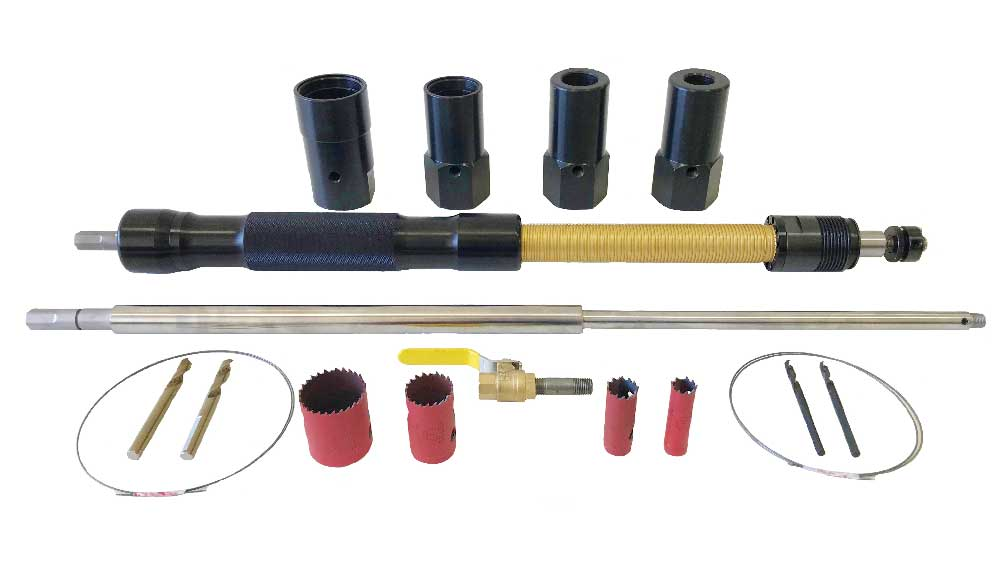 Louie Jr. CTS Compressioneration Package