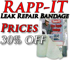 Rapp-It Leak Repair Bandage