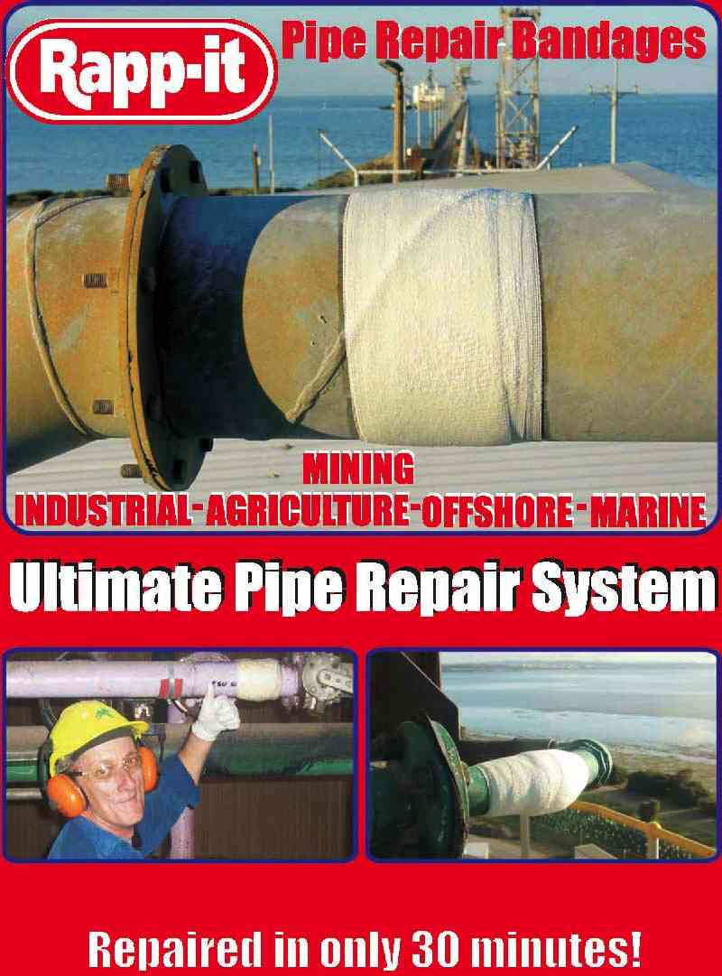 Ultimate Pipe Repair System