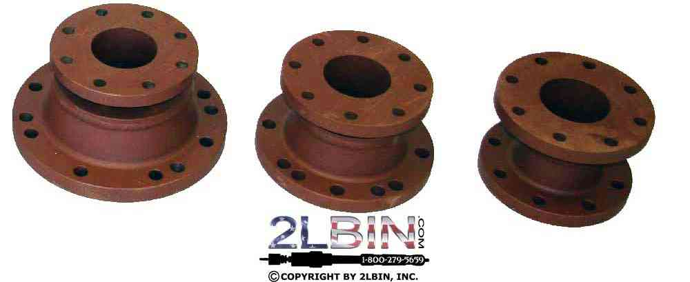 Pipeline Hot Tapping Adaptors