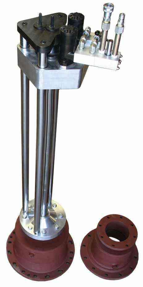 T60 Hot Tap Machine