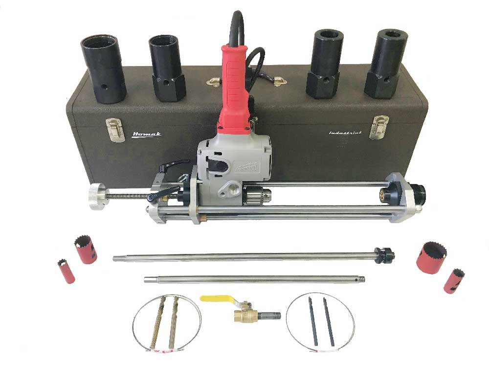 T1-2-CP Hot Tapping Machine CTS Compression Package