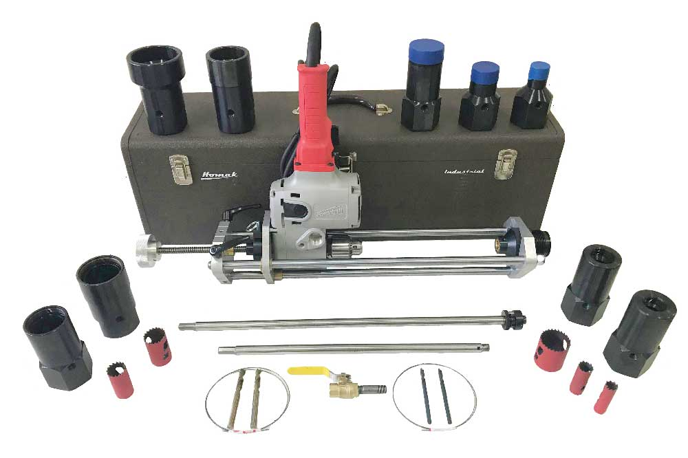 T1-2 Hot Tapping Machine Ultimate Package