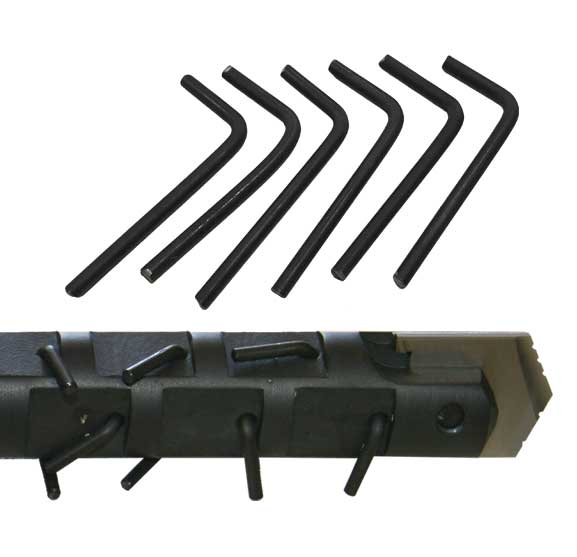 T1-8 Retention Wire Replacement 6 Pack