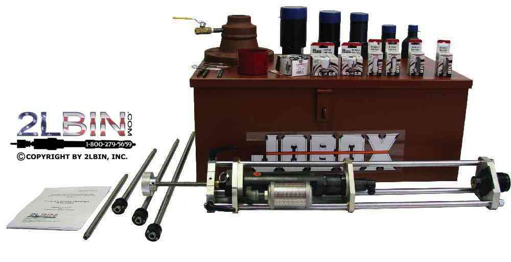 T1-A Air Drive Hot Tapping Machine Complete Turn-Key Package