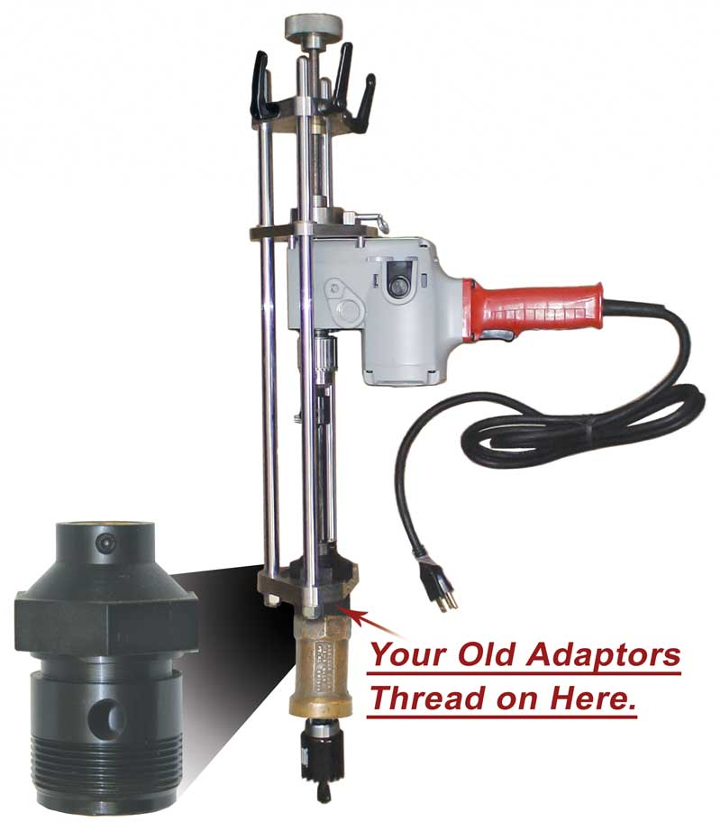 T1-M Adaptable Hottap Machine