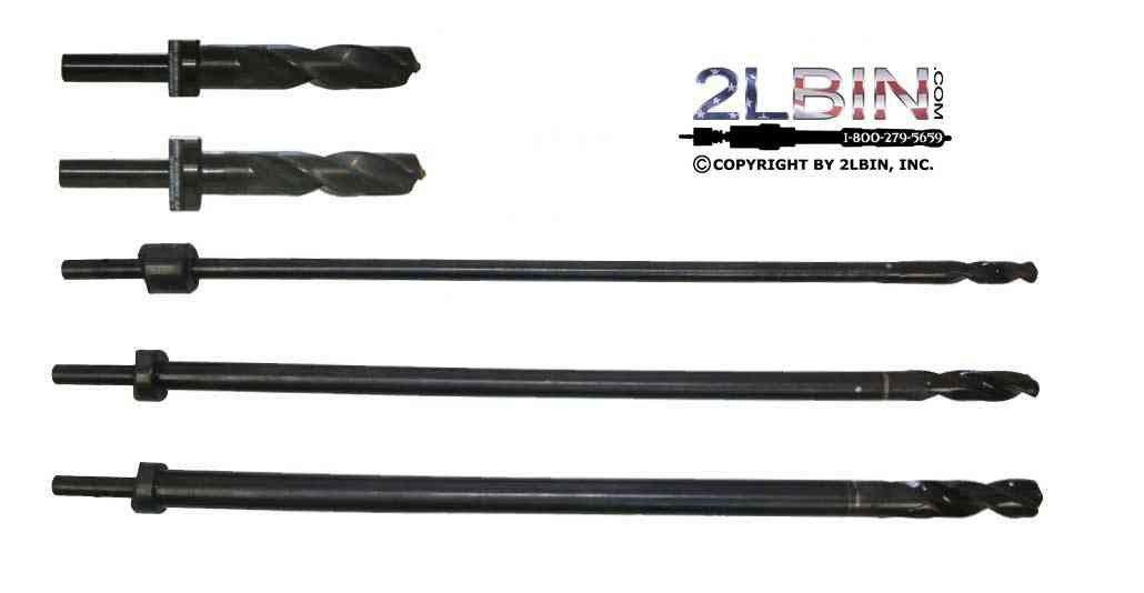 22inch High Pressure Solid Pilot Drill Bits