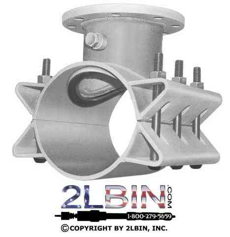 452 All Stainless steel Tapping Saddle