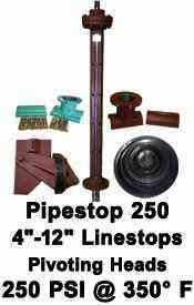 Pipestop Linestop 250 Machine