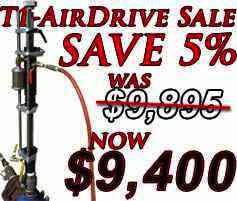 T1-A Air Drive Hot Tapping Machine Sale