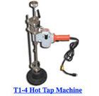 T1-4 Hottap Machine 3/4inch - 4inch Taps